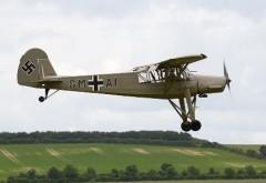 Fi 156 Cap model airplane plan