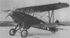 Fokker D-XVII model airplane plan