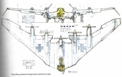 Fwing3 model airplane plan