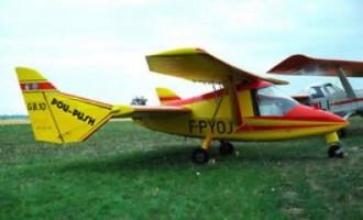 GB 10 model airplane plan