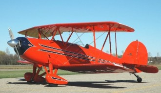 Great Lakes model airplane plan