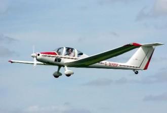 Grob G-109 model airplane plan