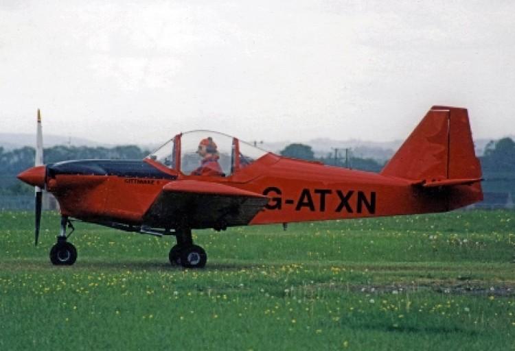Kittiwake I model airplane plan
