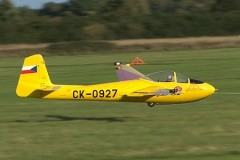 LF 107 Lunak model airplane plan