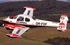 L 200D Morava model airplane plan