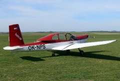 L 40 Meta Sokol model airplane plan