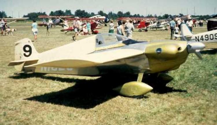 Little Gem model airplane plan