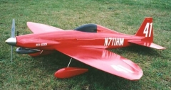 Mace R-2 Shark model airplane plan