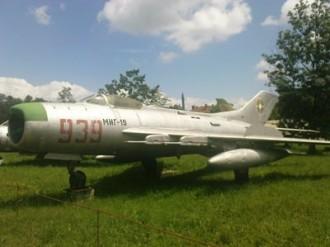 Mig 19 model airplane plan