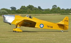 Miles M 14A model airplane plan