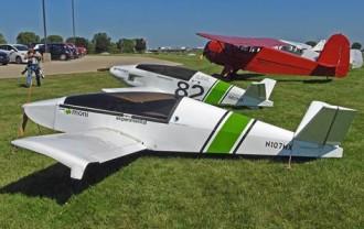 Monnett Moni model airplane plan