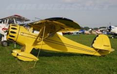 Monocoupe 90A model airplane plan