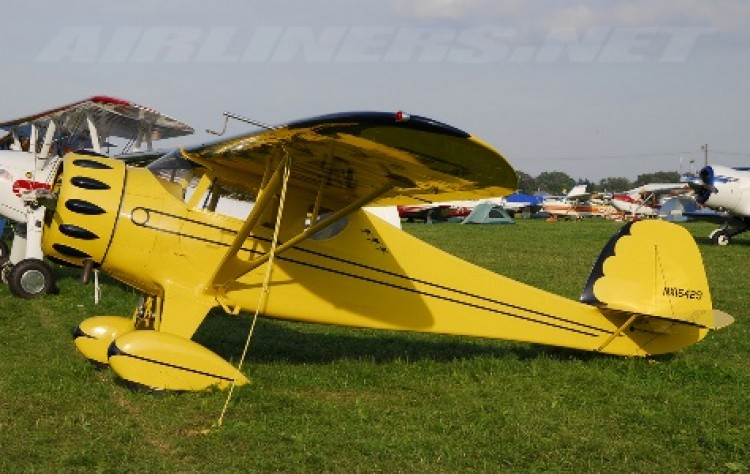 Monocoupe 90A model airplane plan