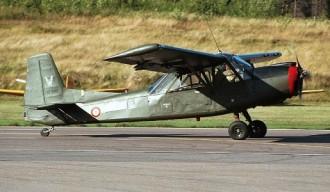 Nord N-3400 model airplane plan