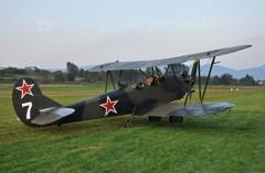 PO-2 Kukuruznik model airplane plan