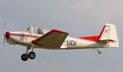 PZL 102 B Kos model airplane plan