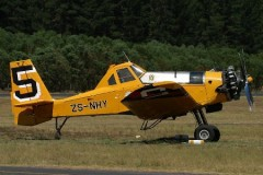 PZL M-18A model airplane plan