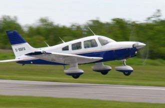 Piper PA-28 Cherokee Arrow 200 model airplane plan
