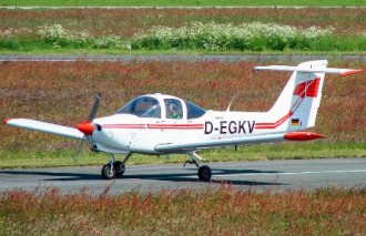 Piper PA-38 model airplane plan