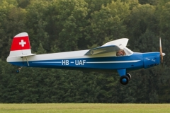 Praga E-114M model airplane plan