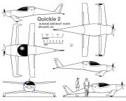 Quickie 2 model airplane plan