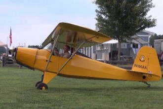 Robert Pixie model airplane plan
