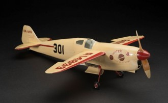 SK-3 Jupiter model airplane plan