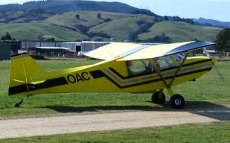 S 7 Courier model airplane plan