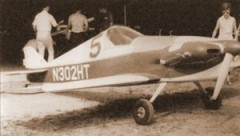 Shoshnick model airplane plan