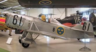 Sparmann P1 model airplane plan