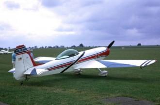 Spinks Akromaster model airplane plan