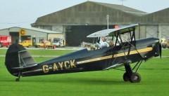 Stampe SV-4 model airplane plan