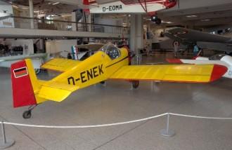 Stark Turbulent D model airplane plan