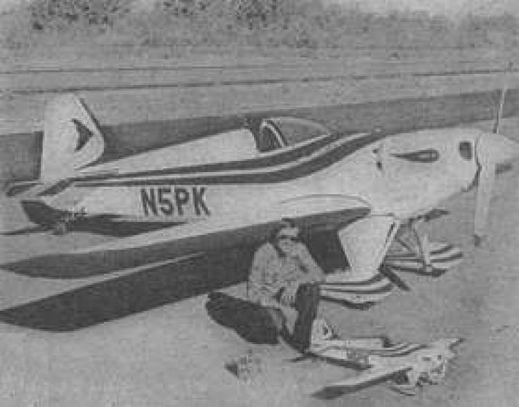Super Fli model airplane plan