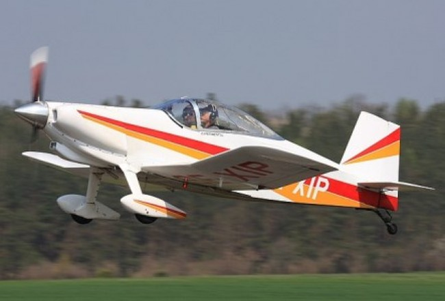 Thorp T 18 Tiger model airplane plan