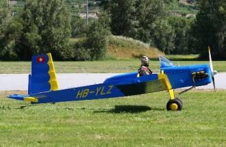 VP-1 Volksplane model airplane plan