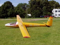 VT-16 Orlik model airplane plan