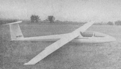 WK 1 model airplane plan