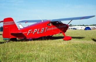 Wittman W-8 model airplane plan