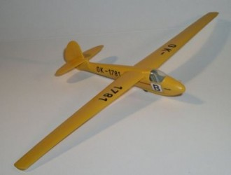 XLG-225 Medak model airplane plan