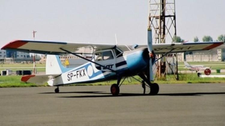 Yak 12A model airplane plan
