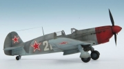 Yak 7 model airplane plan