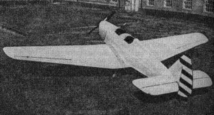 Yakovlev Air-20 model airplane plan