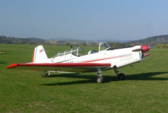 Z 226 model airplane plan