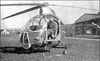 Z 35 Heli model airplane plan