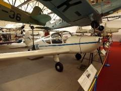 Zlin 22 Junak model airplane plan