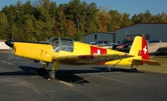 Zlin 381 model airplane plan
