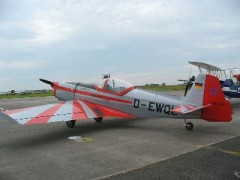 Zlin 526 AS Acrobat model airplane plan