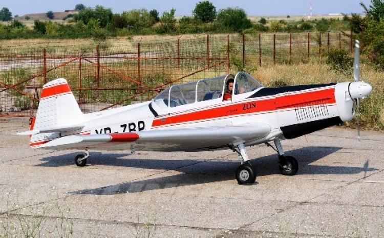Zlin 726 model airplane plan
