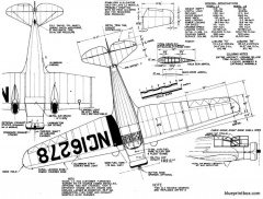 aeronca lb 2 model airplane plan